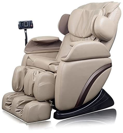 ideal zero gravity chair beige