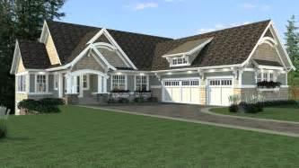 walkout basement house plans craftsman style house plan 4 beds 4 baths 4320 sq ft plan 51 563