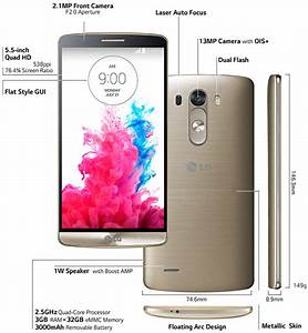 ALSO SEE LG G3: LG launches its flagship phone with ...