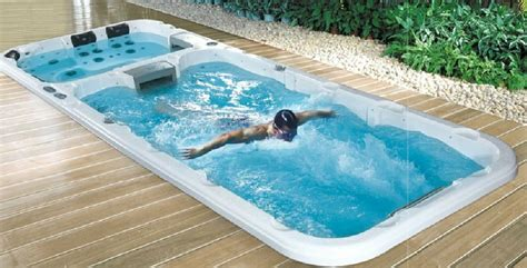 Swim Spas  Endless Exercise Pool