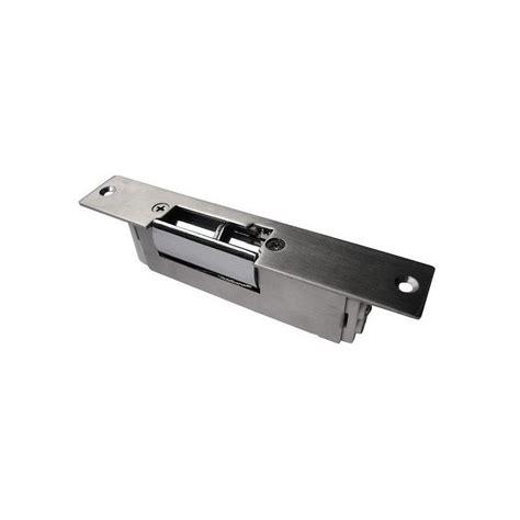 gache electrique portillon exterieur g 226 che 233 lectrique d ext 233 rieur inoxydable pour portillon