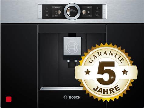 Einbau Kaffeevollautomat Bosch by Bosch Ctl636es1 Edelstahl Schwarz 2 Tassen