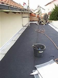 attrayant pare vapeur toiture terrasse 2 bretagne With pare vapeur toiture terrasse