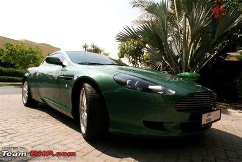 Aston Martin Db9 In Racing Green V Green Interior