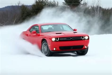 Challenger All Wheel Drive by Meet The All Wheel Drive 2017 Dodge Challenger Gt