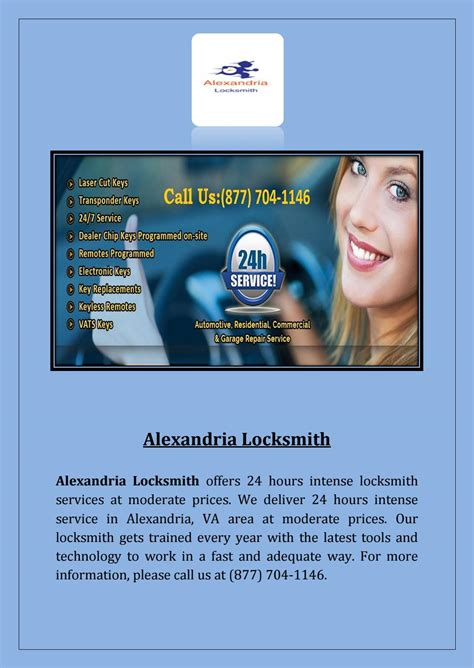 Alexandria Locksmith By Alexandria Locksmith  Issuu. Digital Music Production Best Class Insurance. Orlando Fashion School Credit Card Smartphone. Diesel Mechanic Careers Tree Trimming Katy Tx. Utah Internet Service Providers. Causes Of Chronic Joint Pain. Iis Web Log Analyzer Free Patient Call Center. Insurance Marketing Companies. Cloud Based Spam Filtering Hair Surgery Cost