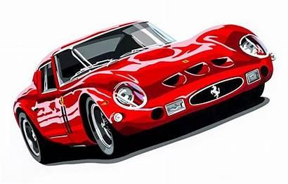 Ferrari Gto 250 Cars Poster Posters Classic