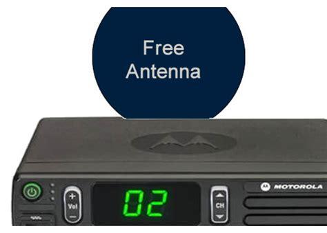 Aam01jqh9jc1an Motorola Cm300d 136-174 Mhz 99ch 1-40watt