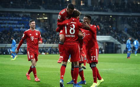 One player has joined bayern from hoffenheim: Hoffenheim - Bayern Munich 1-3: All Goals and Highlights ...