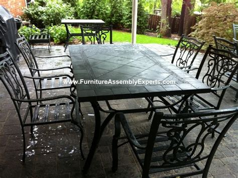 1000 images about outdoor patio furniture assembly