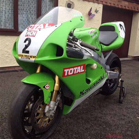 For Sale by Chris Walker S 1999 Bsb Kawasaki Zx7rr Race Bike