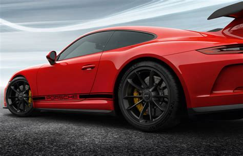 Motorsport Side Stripes : Suncoast Porsche Parts & Accessories