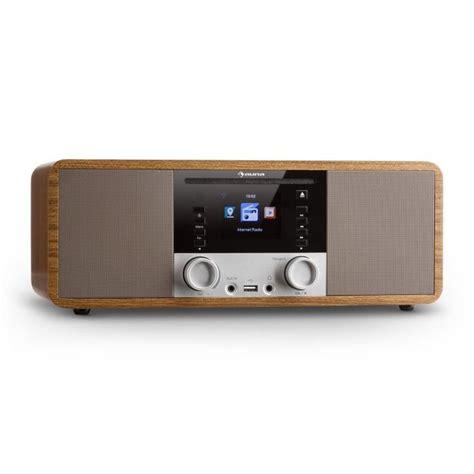 radio mit fernbedienung ir 190 internetradio cd player wifi upnp usb fernbedienung