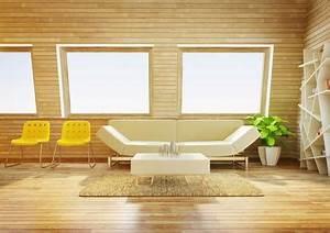Dřevěné stropy druhy