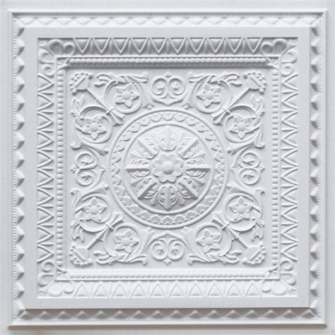 d223 pvc faux tin drop in ceiling tile 2x2 made of pvc