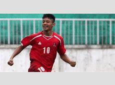 Nepal Striker Bimal Gharti Magar Hopes Best against India
