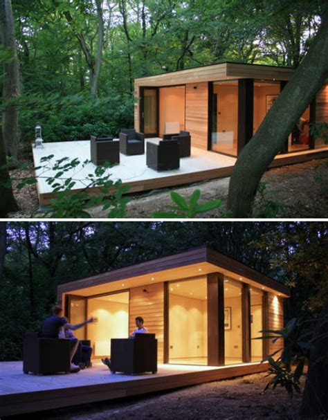 Building A Studio In The Backyard by Outside Offices 14 Detached Work Pods Eggs Modules
