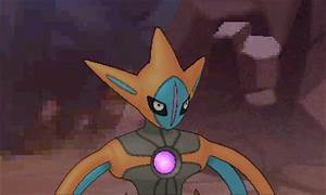 Deoxys returns in Pokemon Omega Ruby and Alpha Sapphire's ...