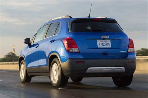 Review Chevrolet Trax by 2016 Chevrolet Trax New Car Review Autotrader