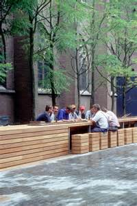 Landscape Architecture Outdoor Seating