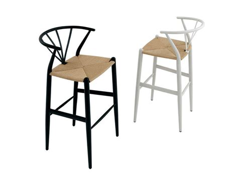 tabouret chaise de bar delta bar stool scandinavian and design