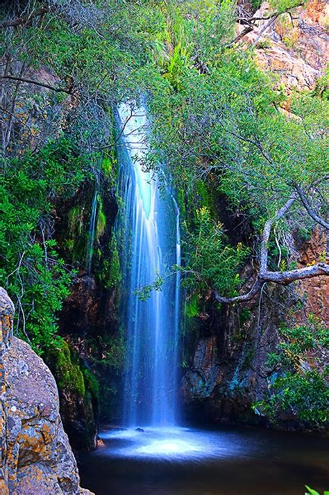 22 Waterfalls, Porterville, South Africa | Waterfall