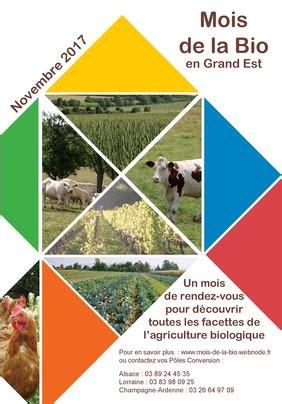 chambre agriculture recrutement novembre mois de la bio meuse