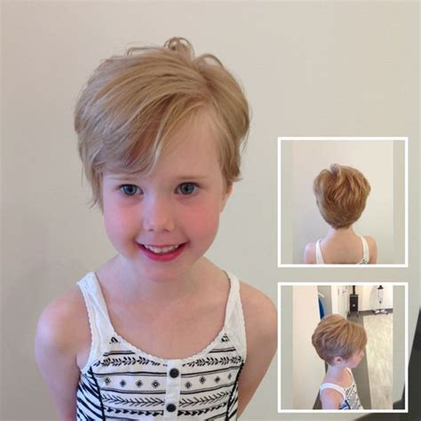 this is the perfect haircut for a little girl it s low
