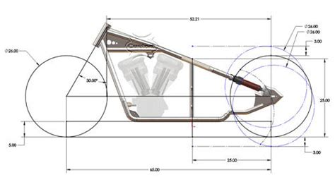 Softail Sportster Plans