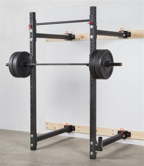 wall mount rack rogue rml 3w fold back wall mount rack rogue fitness