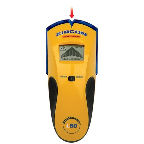 Home Depot Rubber Flooring by Shop Zircon Studsensor L50 Stud Finder With Wirewarning At