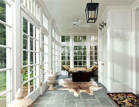 Sunroom Interior by Interior Traditional Sunroom Dc Metro By Kohlmark