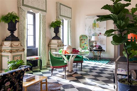 interior design inspiration color  nature summer