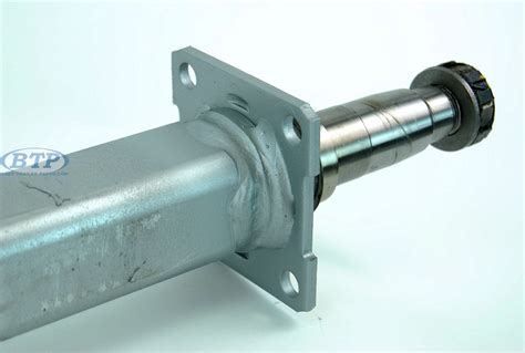 Boat Trailer Axles by Galvanized Boat Trailer Axle 90 Inch 3500lb Square By