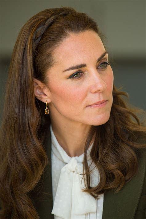 Duchess Cambridge Hair Style File Kate Middleton