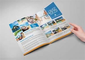 Google Docs Tri Fold Brochure Free 29 Travel Brochure Templates In Ai Psd Google
