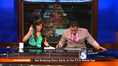 ktla st patricks day earthquake  youtube