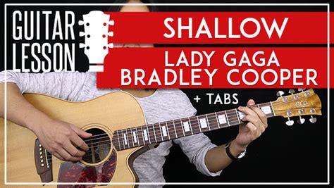 Lady Gaga & Bradley Cooper Guitar Lesson