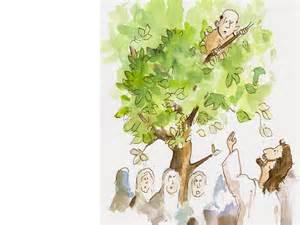 Similiar Zacchaeus Up A Tree Keywords