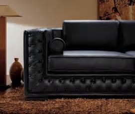 black leather sofa black leather sofa set he 707 leather sofas