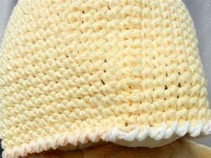 Crochet Kids Hat Beanie Yellow - Crowe Shea Fashions