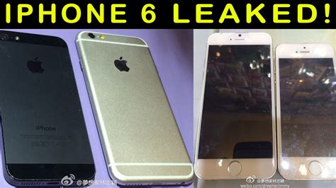 leaked photos of iphone 6 iphone 6 leaked official release date september