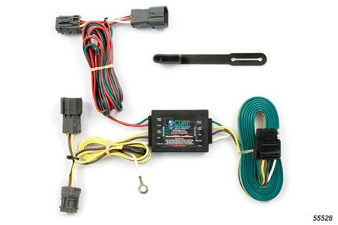 Hyundai Tucson Wiring Kit Harness Curt Mfg