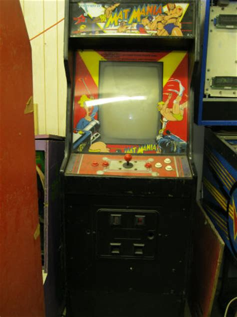 mat mania arcade for sale great 60 in 1cabinet