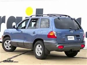 2003 Hyundai Santa Fe Curt Trailer Hitch Receiver