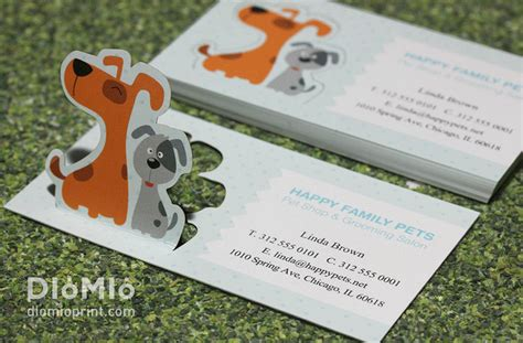 Manchester Business Cards