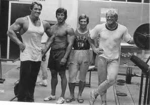 Joe Weider Bench Press