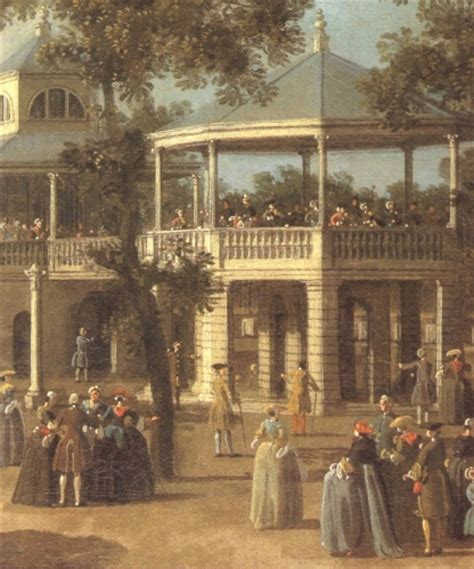 vauxhall gardens vauxhall pleasure gardens eighteenth century english music
