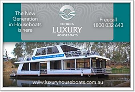 Houseboat Hire Echuca by Echuca Houseboats And Houseboat Hire