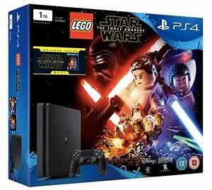 PS4 Slim 1TB Lego Star Wars Bundle With Great Price